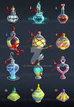 Potions -CLOSED-