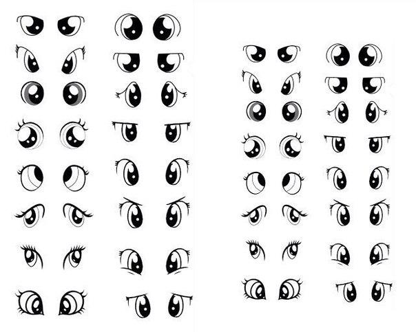 My Little Pony anatomy eyes by lincT7 on DeviantArt