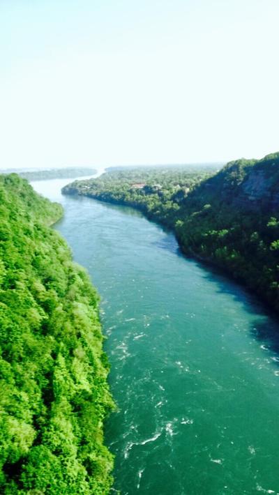 Some River Near Niagara Falls by qifi