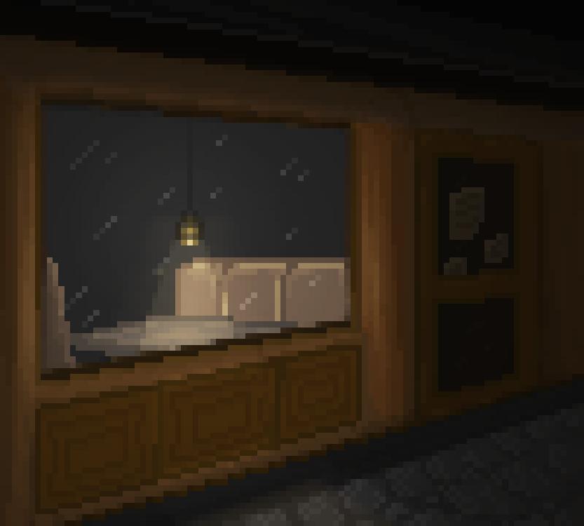 Sleepless cafe by iNetExplorer