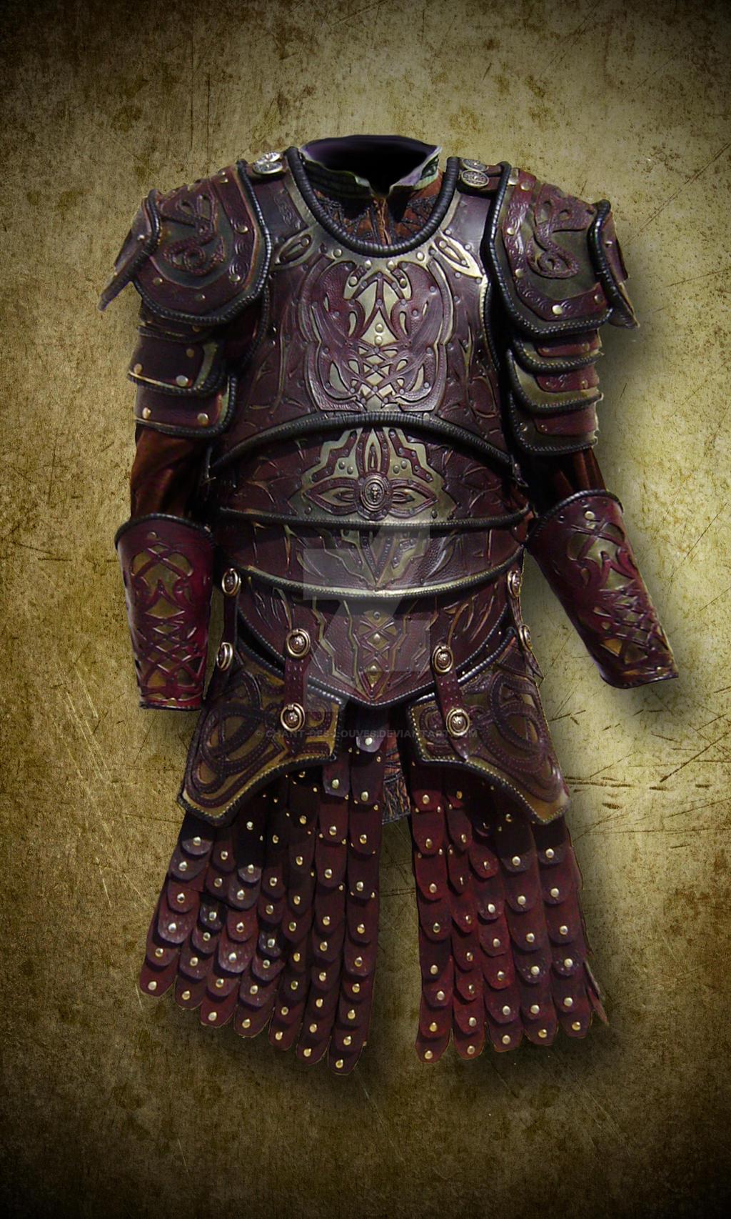Karuna's armor