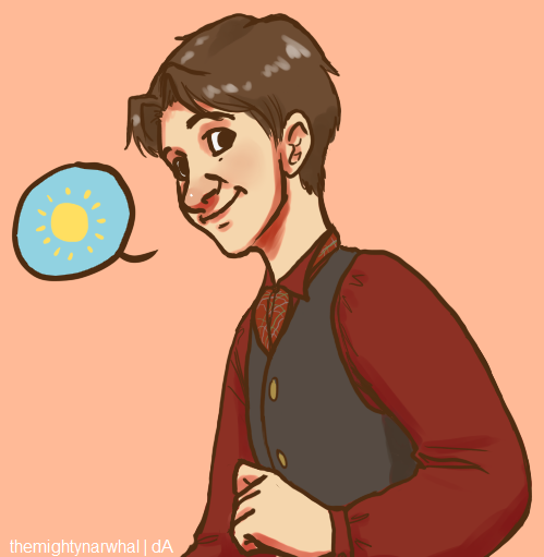Cabin Pressure Arthur Shappey art by TheMightyNarwhal