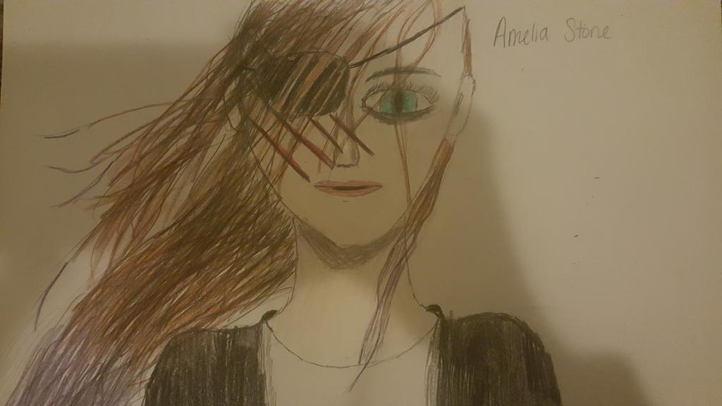 Amelia by SpartaBlaze