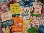 Dr Seuss day Books