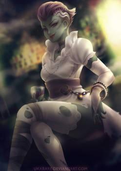 Bride Sombra