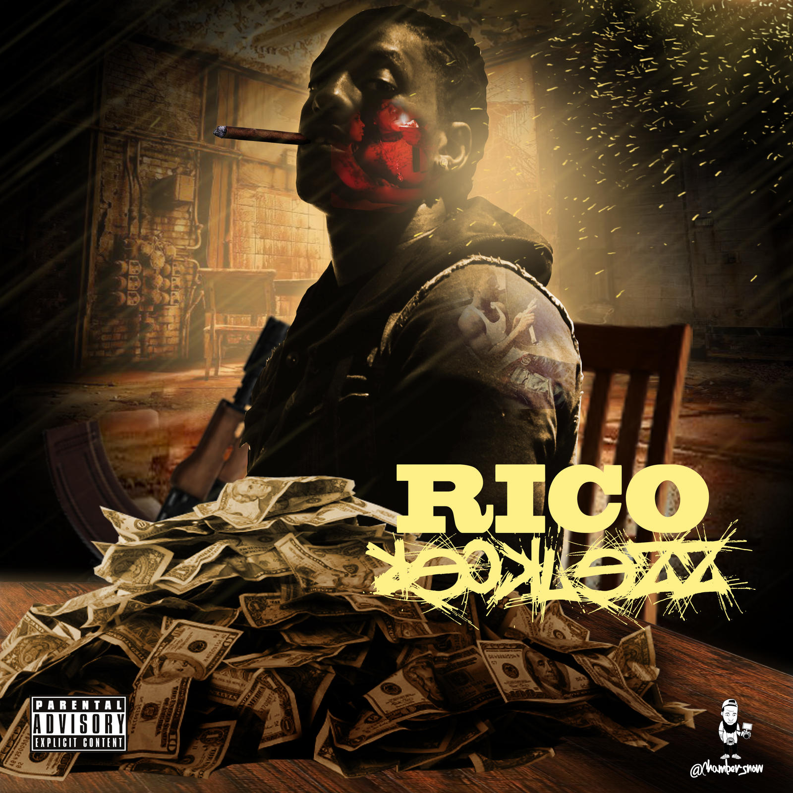 Rico Recklezz Tour