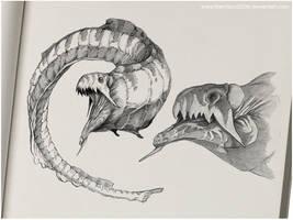 SEA Creature by francisco2236