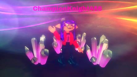 Crystal gift: ChampionKnight