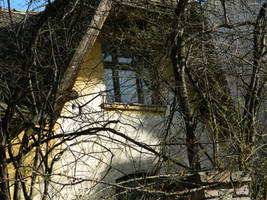 No.12  Window, Zemun, Serbia
