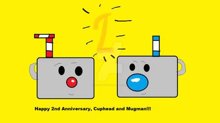 Cuphead's Second BDay