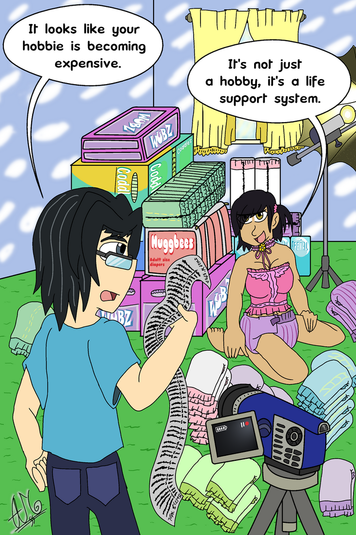 Diapers Check By Abesedecim On Deviantart