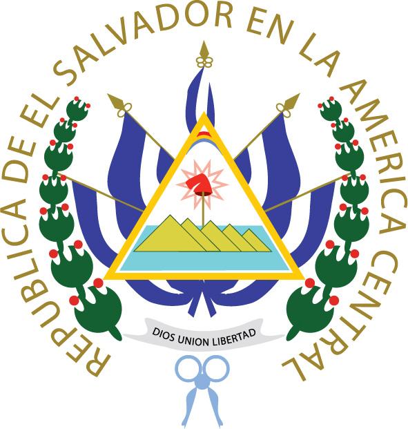 El Salvadors Coat Of Arms By Trancua On Deviantart