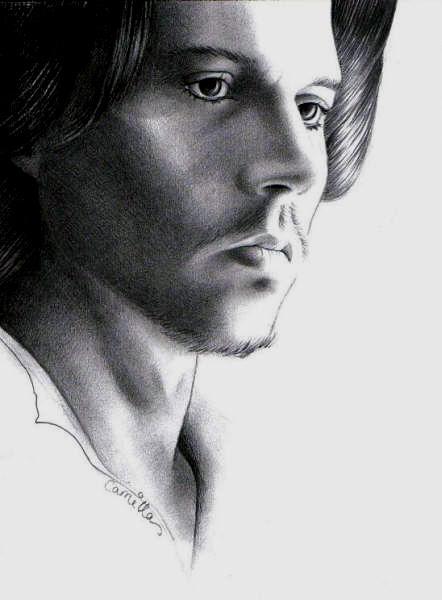 Johnny Depp by ing1