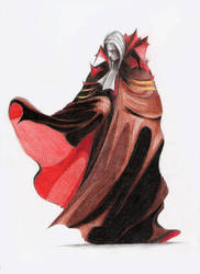 Dracula by Beezelballocks