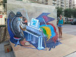 Music of Street Art