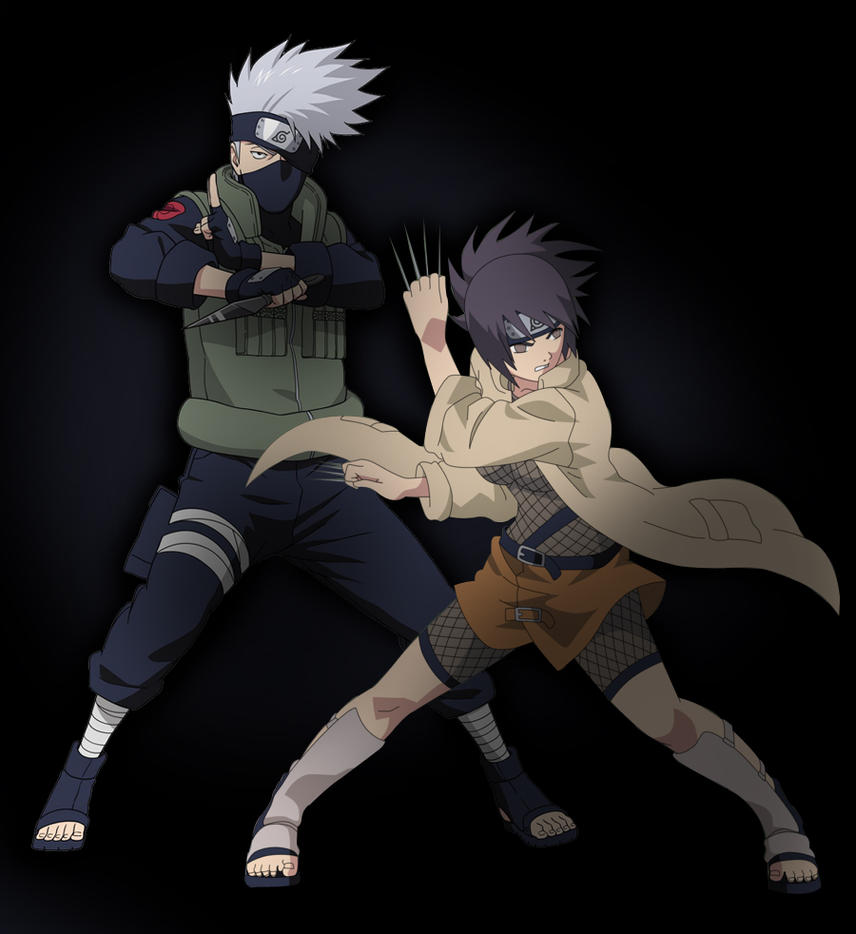 Kakashi X Anko - Ready To Fight by Sartorius77 on DeviantArt