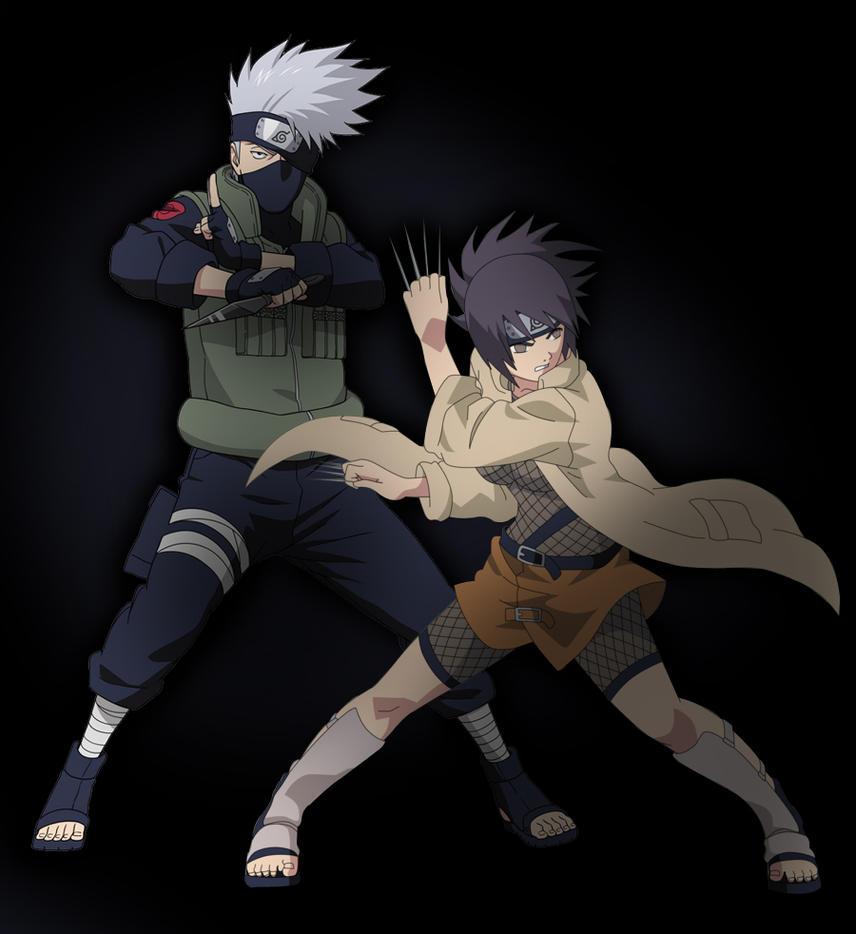 Kakashi X Anko - Ready To Fight by Sartorius77 on DeviantArt
