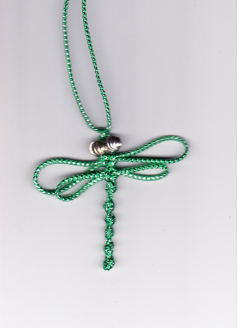 Decorative Knot - Dragonfly by jijikit on deviantART