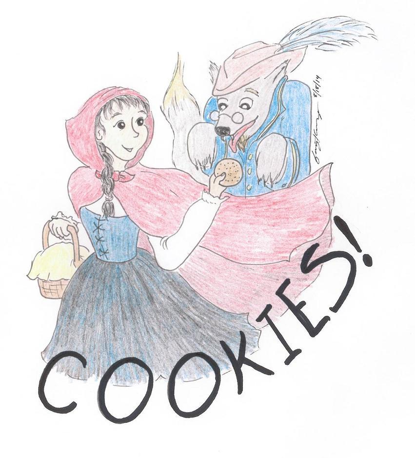Cookies by jijikit