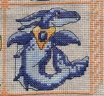 Dragon Birthstone SAL - September/Sapphire