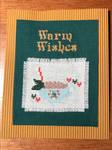 Warm Wishes Coffee Card by jijikit
