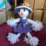 Grandma's Doll - After