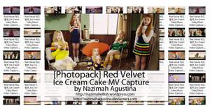 Photopack Red Velvet Ice Cream Cake MV Capture