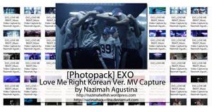 Photopack Exo Love Me Right Korean Ver Mv capture