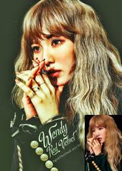 Wendy | Perfect Velvet by nazimahagustina