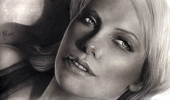 Charlize Theron last WIP