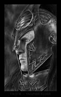 Vampire Elder Viktor by Haliestra