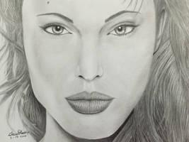 Angelina  by GarrettHaddox