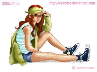 finished by visandra