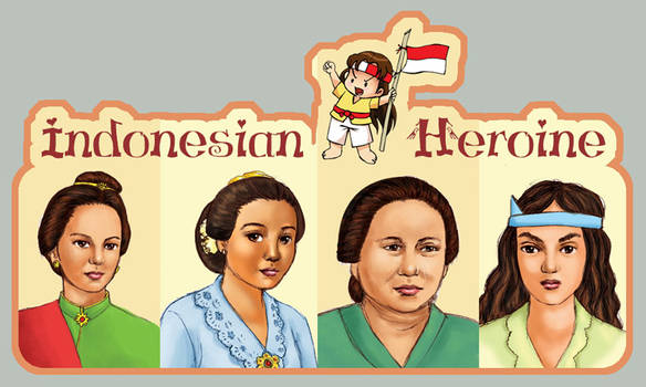 Indonesian Heroines