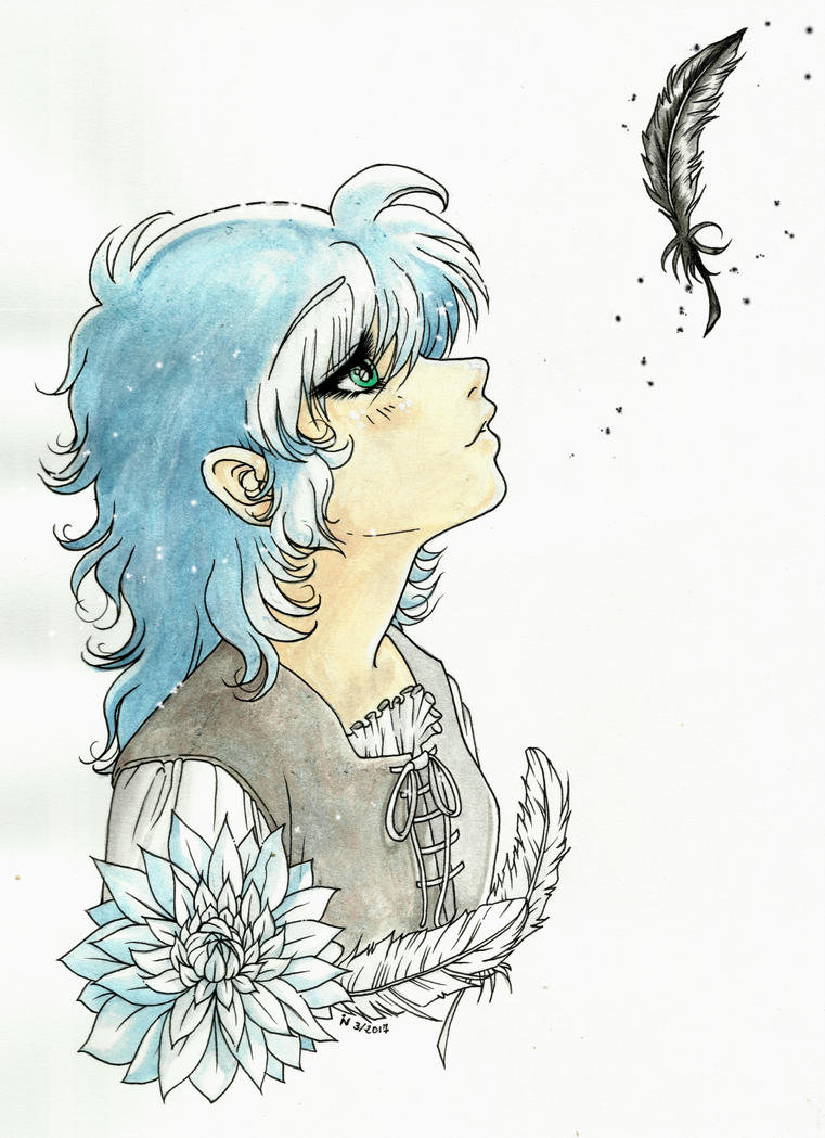 Ceryna (Sherra) by Viorel83