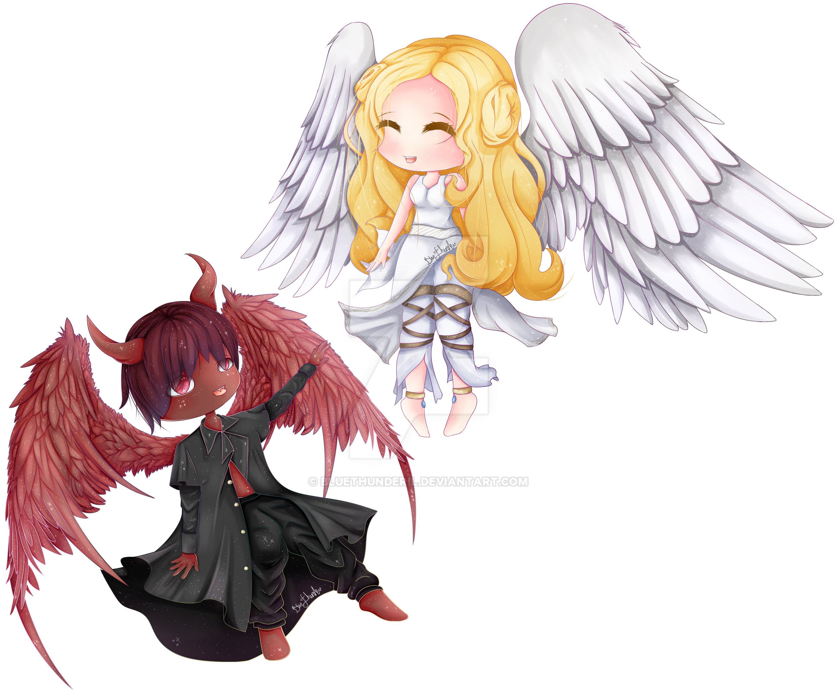 An Angel And A Devil In Love, 200 WATCHERS! By