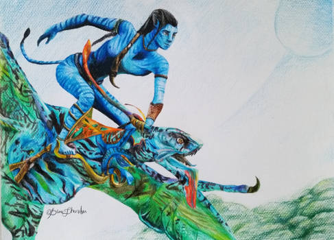 Avatar~ Ikran Riding