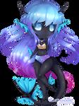 Chibi Request #2- Sirena for XenoBaby
