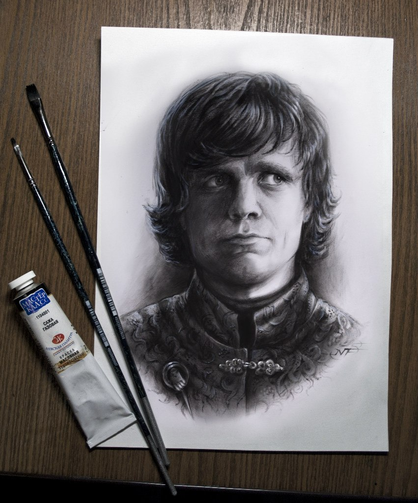Tyrion Lannister by NeFreet