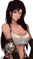 Tifa Lockheart by angryangryasian