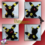 Umbreon Plushie :Sold: