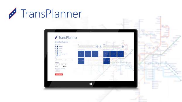 TransPlanner Concept App