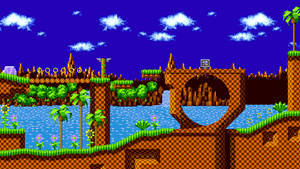 Wallpaper   Sonic The Hedgehog   Green Hill Zone