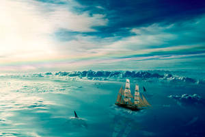 Sailing in the Clouds by Naak01