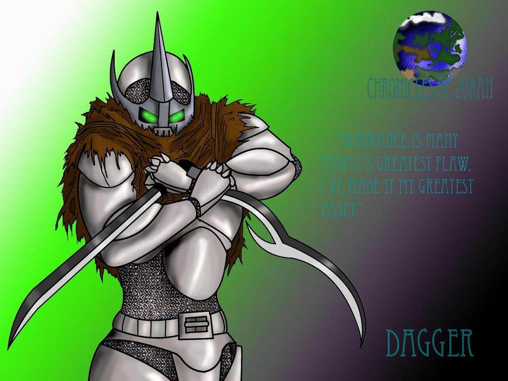 ZC Dagger Wallpaper By OriginalUnoriginal On DeviantART
