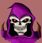 Skeletor Colored