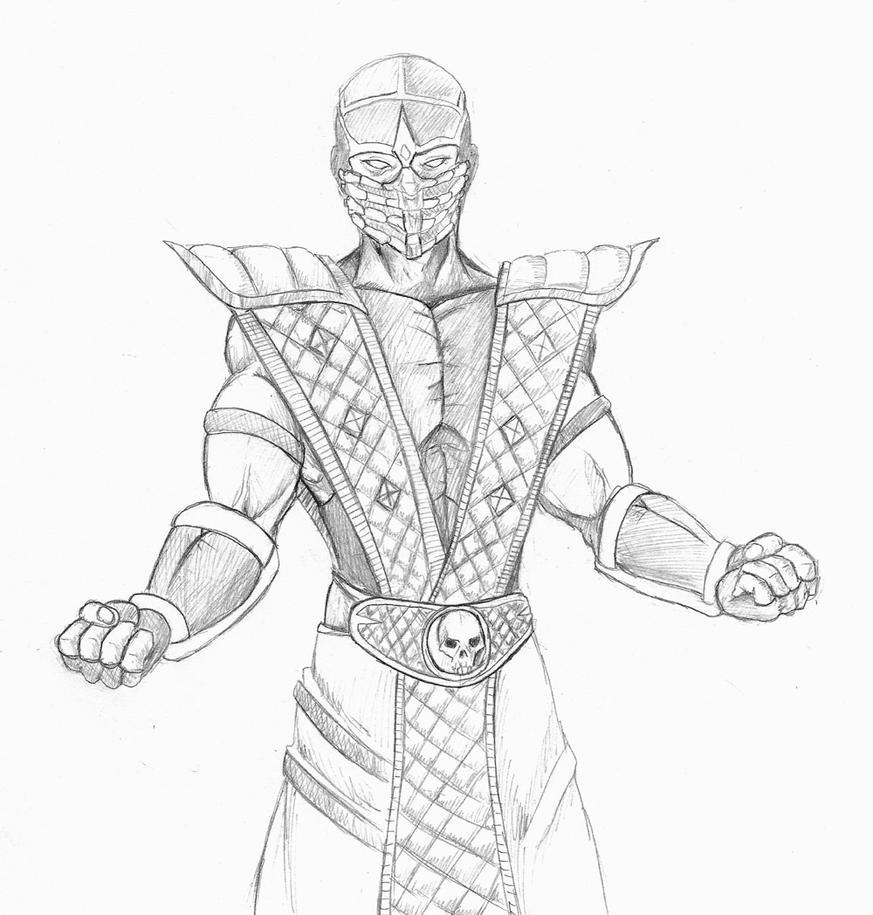 scorpion sketch by originalunoriginal on deviantart
