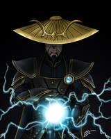 Dark Raiden by OriginalUnoriginal