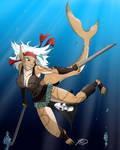 Calypso - Underwater Buccaneer