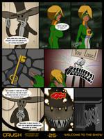 CRUSH: Welcome to the Show! Page 25 by OriginalUnoriginal